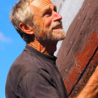 Peter Ring-Andersen, Master Shipwright and 4th generation owner of the most famous classic boatyard in the Baltic.